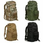 60L Large Tactical Molle Backpack Bag Camping Hiking Trekking Waterproof Outdoor