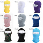 Balaclava Full Face Mask Windproof Longer Neck Cover Hood For Sun Protection