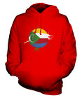 COMOROS FOOTBALL UNISEX HOODIE TOP GIFT WORLD CUP SPORT