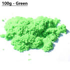 100g/bag Dynamic Sand Kinetic Magic Clay Amazing Indoor Play Sand Color Clay Fun