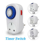 Home Automation Appliance Outlet Timer Switch Programmable Socket Smart Plug