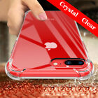 Внешний вид - For iPhone XS Max XR X Clear Transparent Shockproof Protective Bumper Case Cover