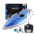 2.4G RC Boats Capsize 180° Flip Water Cooler Lakes Pools Toys H101/102/106 Gifts