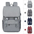 New Large Capacity Diaper Bag Waterproof Mummy Maternity Nappy Travel Backpack