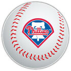 Philadelphia Phillies MLB Logo Ball Car Bumper Sticker Decal - 9'', 12'' or 14'' on Ebay