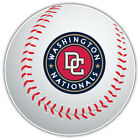 Washington Nationals MLB Logo Ball Car Bumper Sticker Decal - 9'', 12'' or 14'' on Ebay