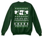 Cool Christmas Sweater Baking Ugly Hanes Unisex Hanes Unisex Crewneck Sweatshirt