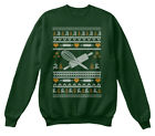 Custom-made Christmas Sweater Baking Ugly Hanes Hanes Unisex Crewneck Sweatshirt