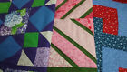 TABLE RUNNER HANDMADE QUILTED PATCHWORK MULTI-COLOR *CHOOSE* FROM THREE DESIGNS