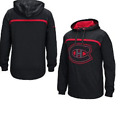 NHL Montreal Canadiens Cross Check Pullover Hooded Sweatshirt New Mens Sizes $85 $28.0 USD on eBay