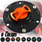 Motorcycle CNC Keyless Fuel Gas Tank Cap Cover for APRILIA Mille RSV1000 98-03 $25.26 USD on eBay