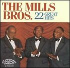 22 Great Hits by The Mills Brothers: Used