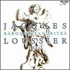 Baroque Favorites: Jazz Improvisations by Jacques Loussier Trio: New