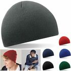 Accessories Unisex Cuff Hip-Hop Knitted Ski Cap Beanie Men Hat Crochet