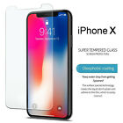 10D Full Body HD Cover Tempered Glass Screen Protector For iPhone X XS XR,XS MAX