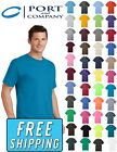 Port & Company pc54 Cotton Core T-shirt Solid Blanks 100% Cotton image