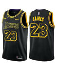 lebron james jersey  la lakers basketball  nba pourpre  blanc noir jaune