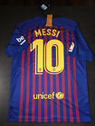 FC Barcelona Jersey Home and Away Messi Coutinho all Sizes