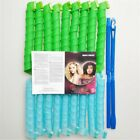 Magic Long Hair Curlers Curl Formers Spiral Ringlets Leverage Curlers 18/40PCS