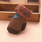 Winter Warm Cute Knitted Mittens Toddler Infant Baby Girls Boys Thicken Gloves
