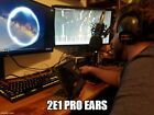 """2E1 """"Two Ears In One"""" True Stereo Headphones For The Single-Sided Deaf Community"""