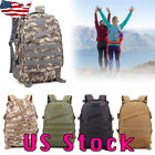 Water Splash-proof Military Tactical Pack Sport Backpack Camping Outdoor Bag 40L