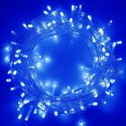 100/200/300/500 LED Warm White Fairy Christmas String Strip Lights Party Outdoor