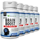 BRAIN BOOSTER SUPPLEMENT PURE HERBAL FORMULA PILLS MEMORY MENTAL FOCUS CAPSULES $6.75 USD on eBay