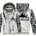 2018 New Autumn Design Printing Fortnite Jacket Hoodie For Men & Women Fashion