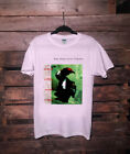 NEW rare - VTG - SADE 1985 THE SWEETEST TABOO - top white t shirt reprint USAsz image