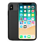 3600mAh Extended Battery Charging Case Cover Pwoer Bank for iPhone X/XR/Xs Max