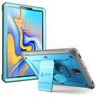 For Samsung Galaxy Tab S4 Case SUPCASE Rugged Cover + Screen Protector Kickstand