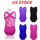 Kyпить US Girls Ballet Dance Dress Toddler Leotard Gym Dancewear Ballerina Wear Costume на еВаy.соm