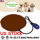 Winter Pet Heat Pad Puppy Electric Heated Mat Blanket Dog Cat Whelping Bed Mat