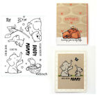 Внешний вид - Elephants Kids Playing Handcrafts Cutting Dies&Stamp Scrapbook Album Embossing