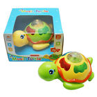 Turtle Baby Running Toy Music Flashing Electronic Creative Kids Gift Small Toy