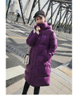 Women's fashion long section cotton padded thickening winter jacket KREDT96405#