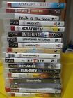 Many PS3 Games.. select from list :