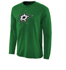 NHL Dallas Stars Long Sleeve Hockey Shirt New Mens Sizes $18.00 USD on eBay