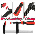 Heavy Duty F-Clamp Bar Clamp for Woodworking Wood Clamping Carpenter Tool US