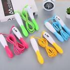 Jump Skipping Rope Exercise Rope With Counter Jump Speed Gym Fitness Awesome image