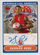 DERRICK ROSE 2007TOPPS McDONALD'S ALL AMERICAN RC AUTOGRAPH SP ON CARD RARE