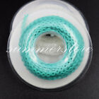 Long/Short/Continuous 3 Sizes Dental Orthodontic Elastic Power Chain Rubber Band