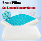 Gel Memory Cotton Foam Cluster Classic Standard Bed Pillow 1/2 bag Free Shipping image