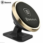BASEUS Universal 360° Phone Car Holder Magnetic Mount Stand For iPhone XS XR GPS