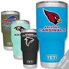 NFL Yeti cup decal sticker all teams for tumbler RTIC Ozark Trail with team name $3.49 USD on eBay