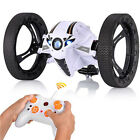 2.4GHz RC Bounce Car Remote Control Jumping Stunter 360° Spin Christmas Toy Gift