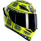 AGV K-1 Winter Test 2015 Mens Street Riding DOT Road Racing Motorcycle Helmets