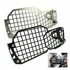 Motorcycle Stainless Steel Headlight Guard Cover Protector For 08-12 BMW F800GS