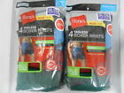 Hanes Tag less Boxer Briefs 8 Pack Mens Assorted Colors & Bands 2XL,3XL <br/> Usa Seller - 100% Authentic - Fast Free Shipping